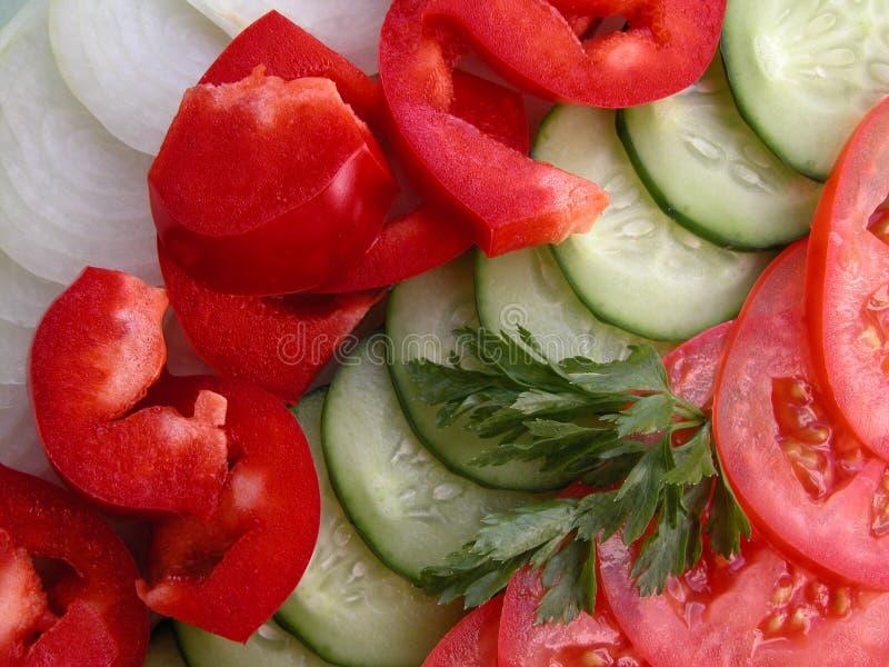 Download Légumes photo stock. Image du salubrité, oignon, vivacité - 54684
