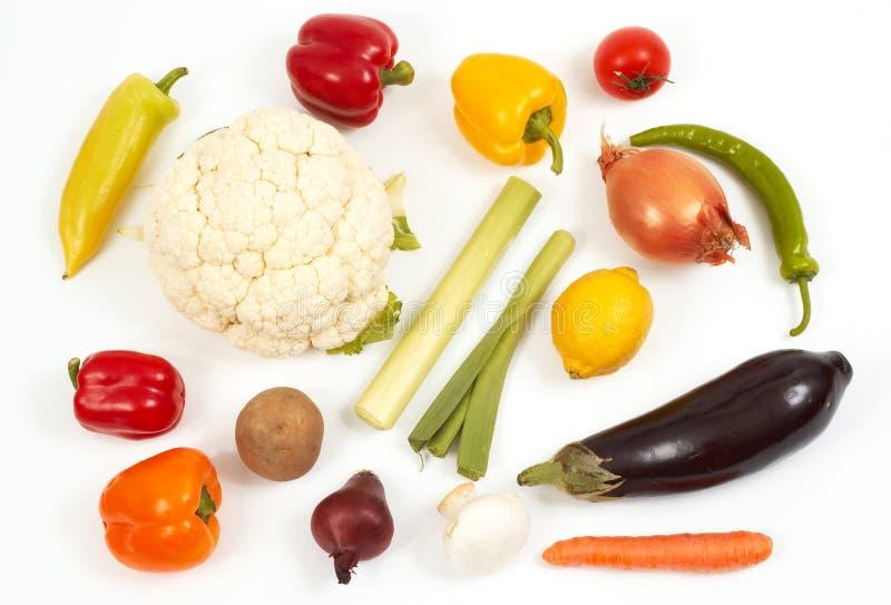 Download Légumes image stock. Image du isolement, ingrédients, rouge - 745727