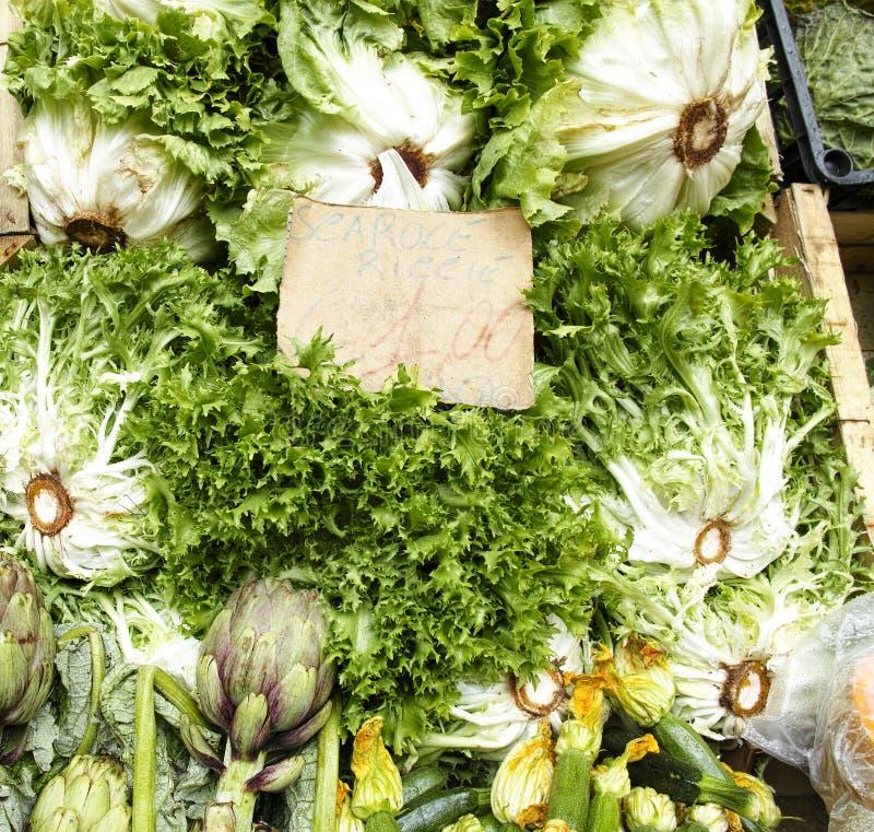 Légumes au marché photo libre de droits