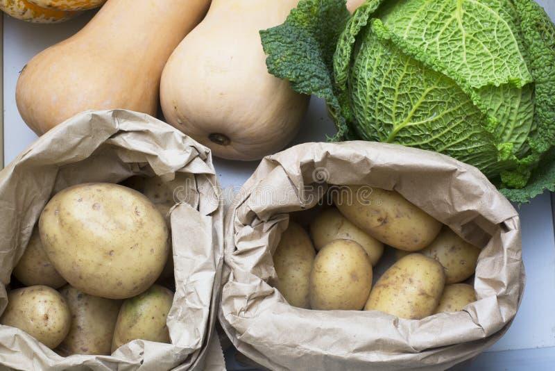 Légumes d'hiver images stock