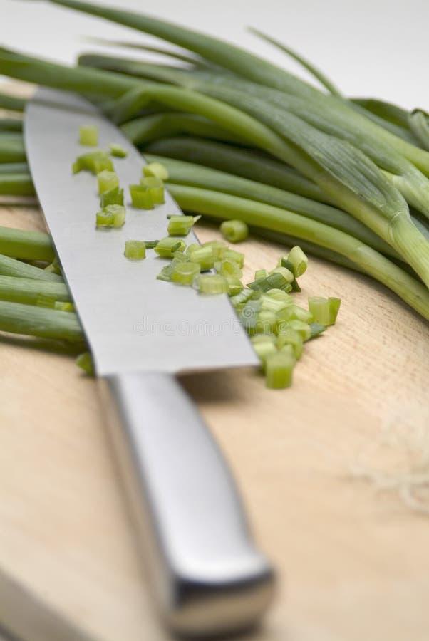 Légumes de découpage photos libres de droits