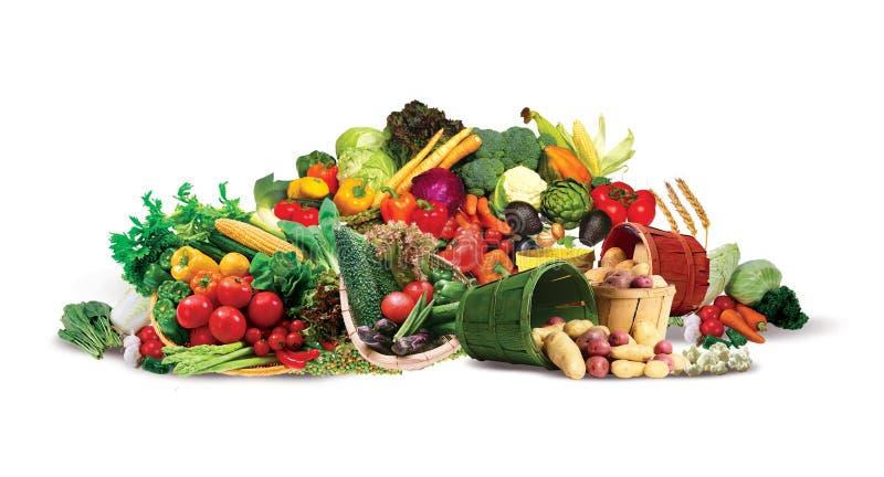 Légumes de montagne image libre de droits