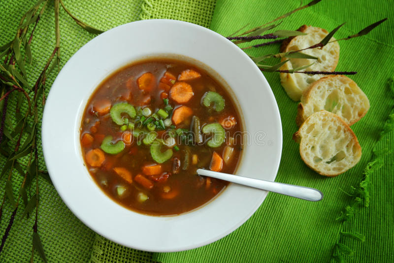 légumes de potage photos libres de droits