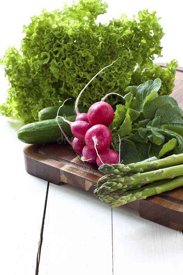 Légumes de source photo libre de droits