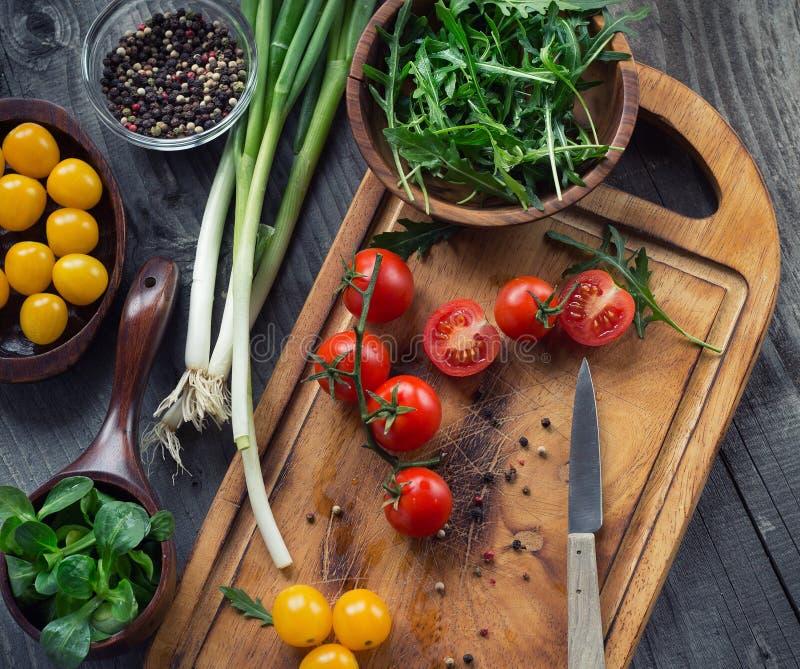 Légumes et épices image libre de droits