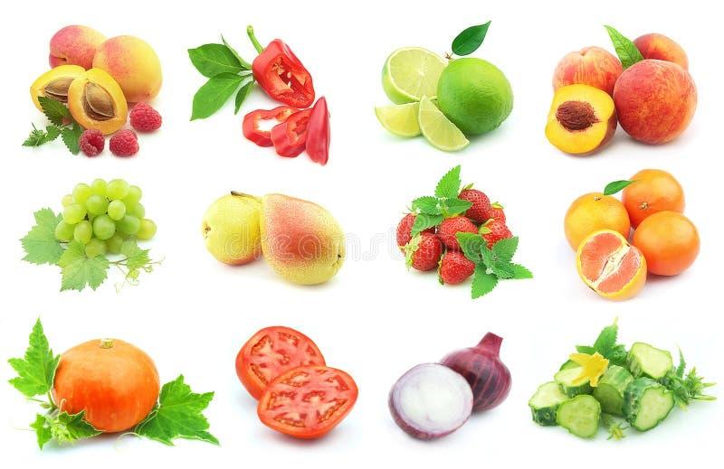 Légumes et fruit photo stock