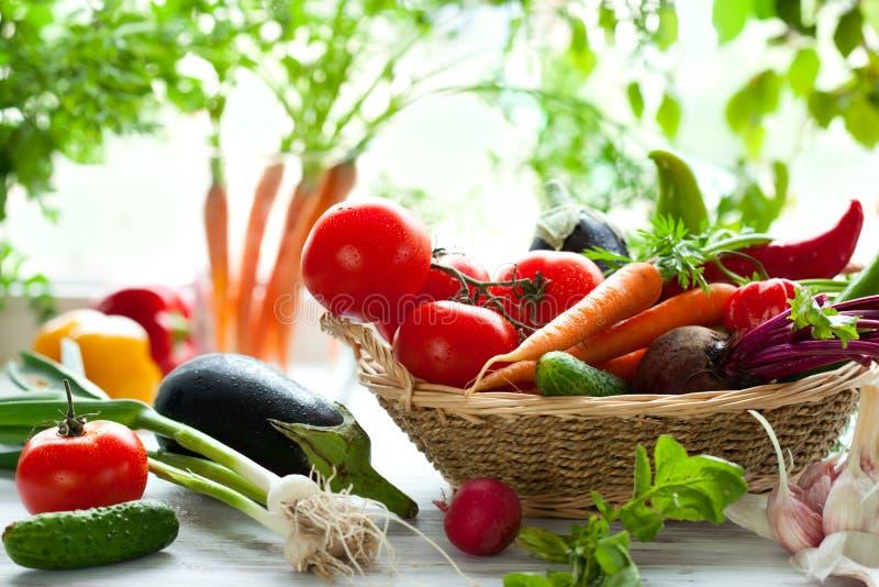 Légumes frais photos stock