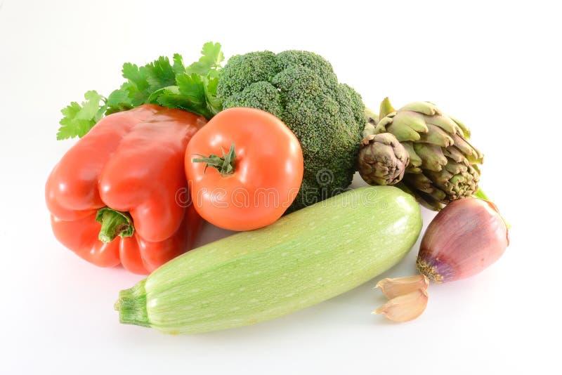 Légumes frais images libres de droits