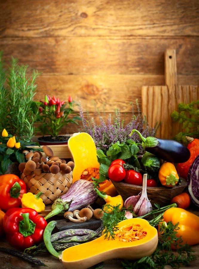 Légumes frais assortis images stock