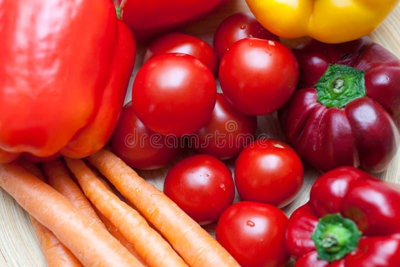 Légumes frais colorés photographie stock