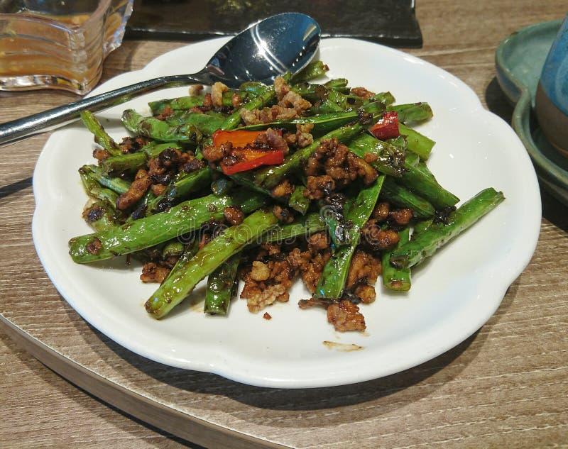 Légumes frits photos stock