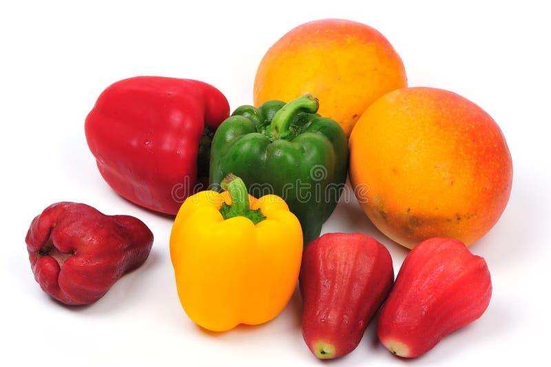 légumes fruits images libres de droits
