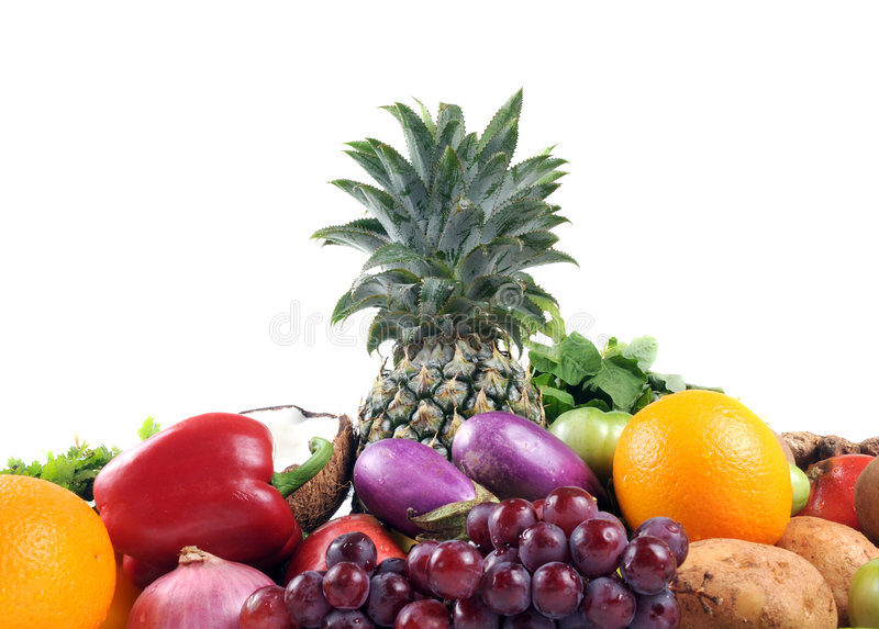 Download Légumes fruits photo stock. Image du santé, médical, pomme - 8664998