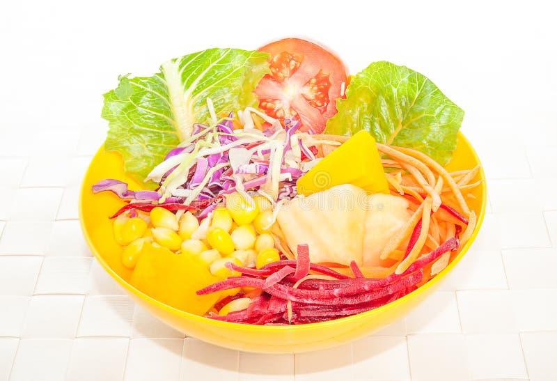 Légumes mélangés frais images stock