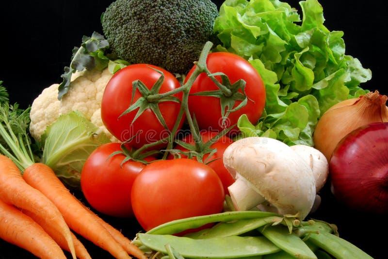 Légumes sains frais photographie stock