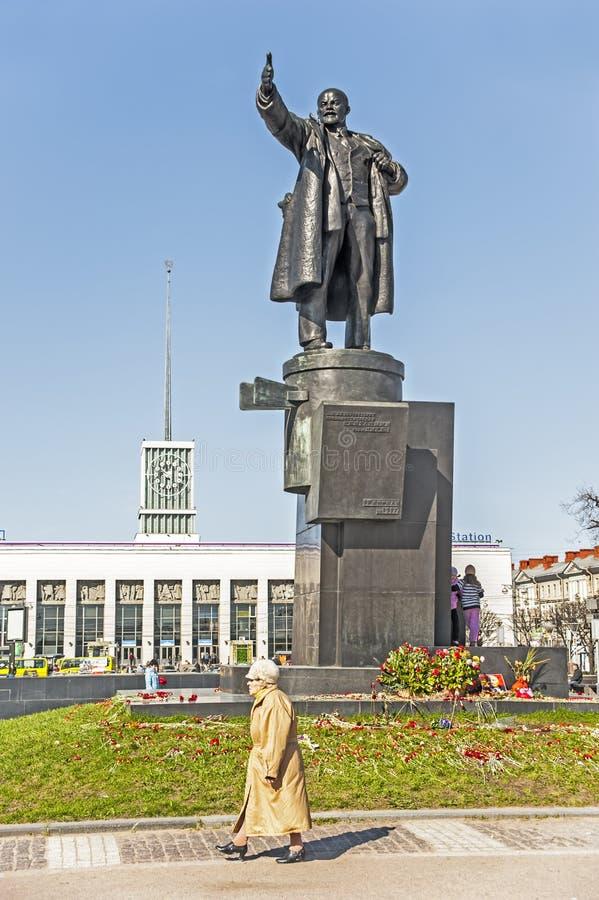 Lénine image stock