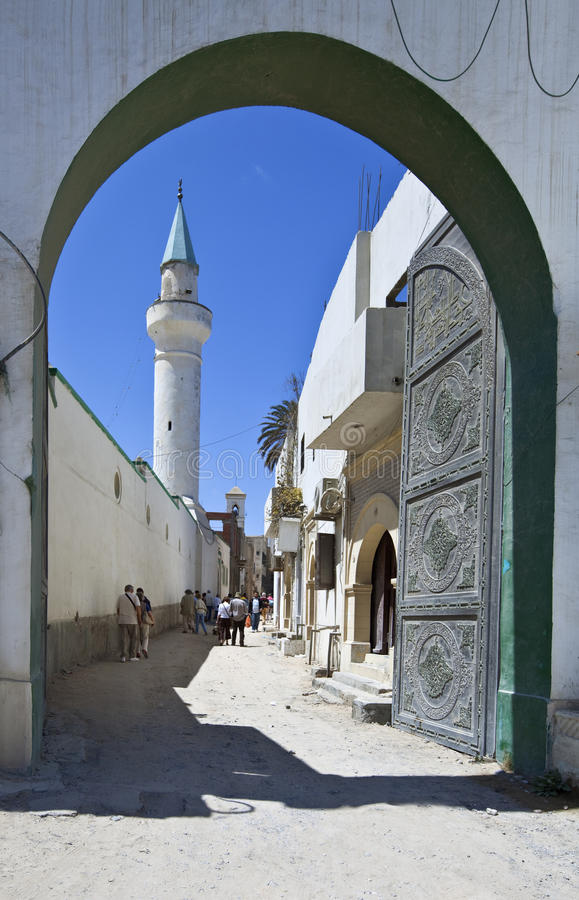 líbia imagens de stock