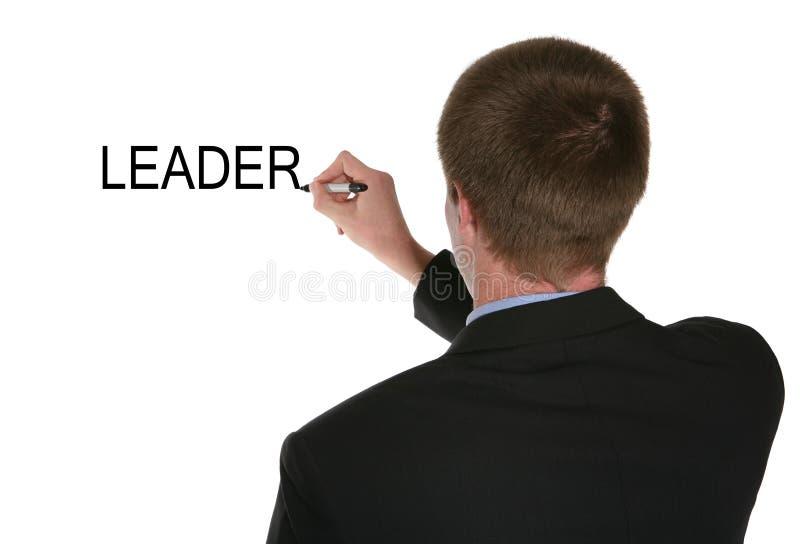 Líder imagem de stock royalty free