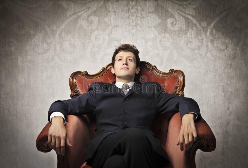 Líder fotografia de stock royalty free