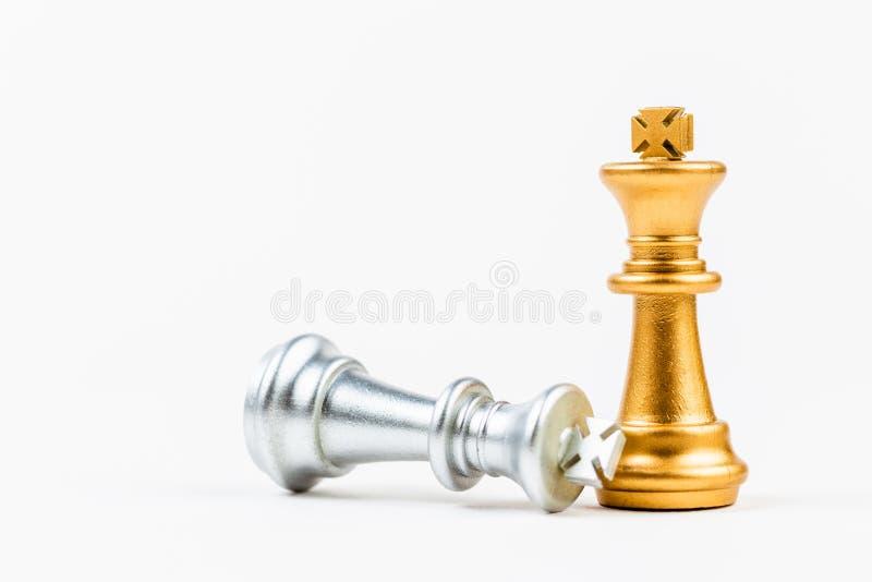 Líder Chess del éxito imágenes de archivo libres de regalías