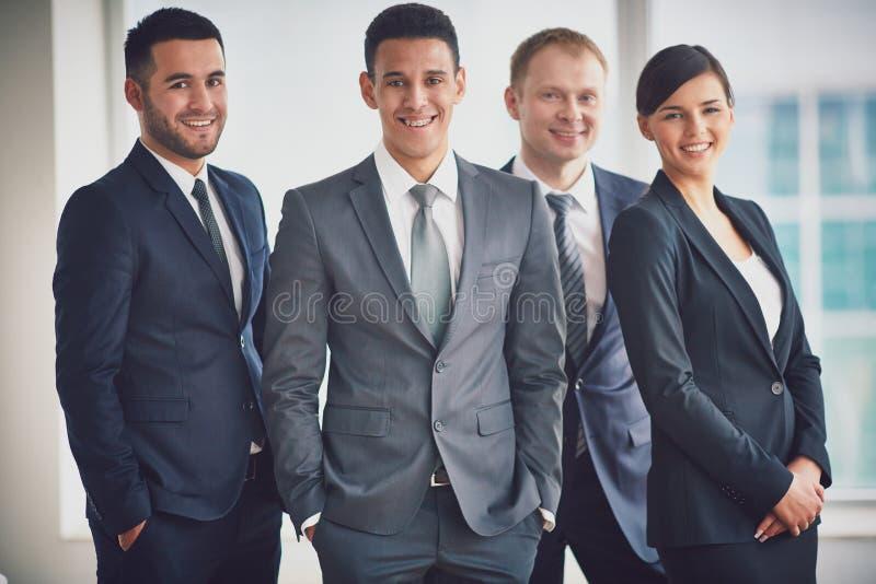 Líder masculino imagem de stock royalty free