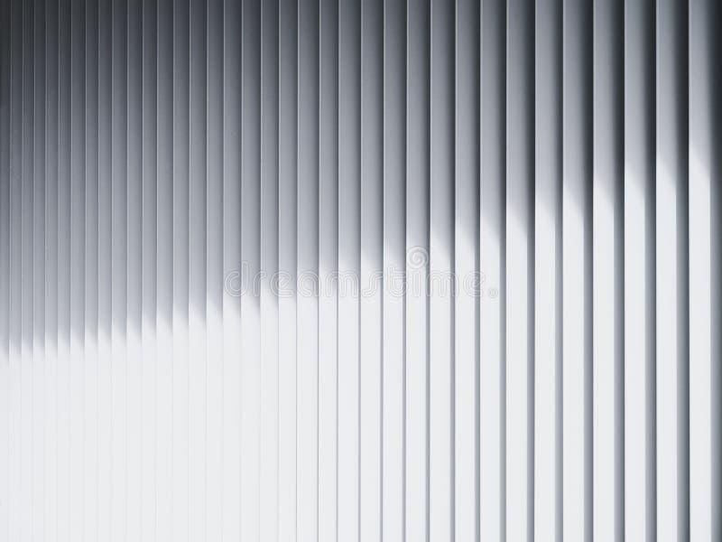 Línea abstracta fachada moderna del fondo del detalle de la arquitectura fotos de archivo libres de regalías