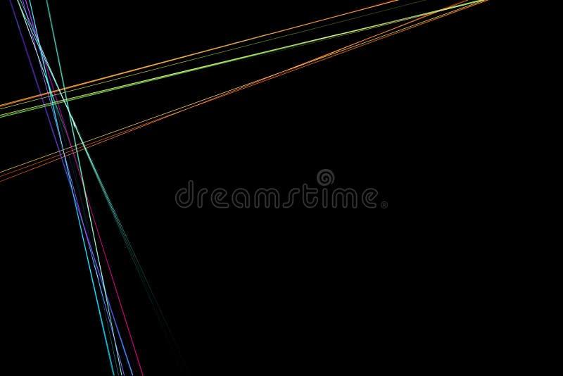 Línea abstracta fondo imagen de archivo libre de regalías