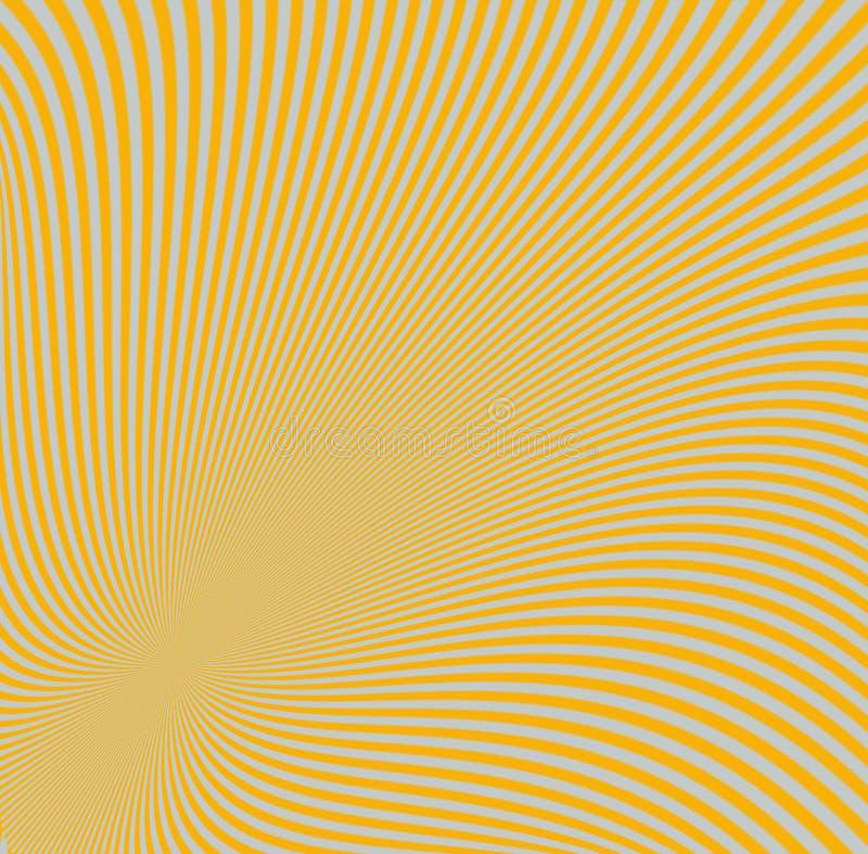 Línea anaranjada fondo libre illustration