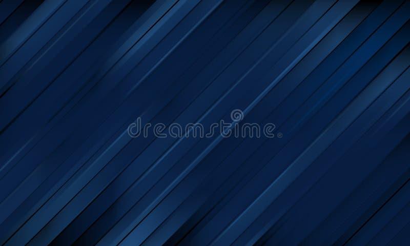 Línea azul fotos de archivo