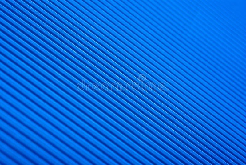 Línea azul abstracta textura ilustración del vector
