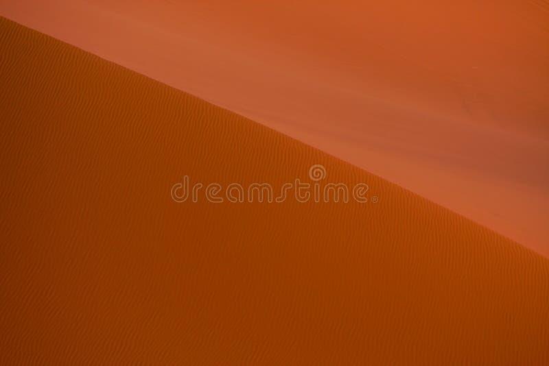 Línea de desierto imagen de archivo libre de regalías