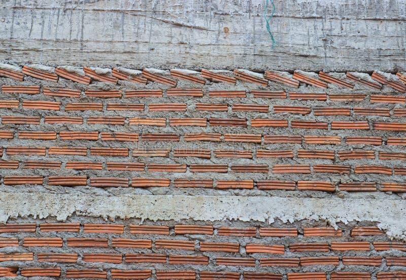 Download Línea De La Pared De Ladrillo Y Del Cemento Foto de archivo - Imagen de barrera, nadie: 42429570