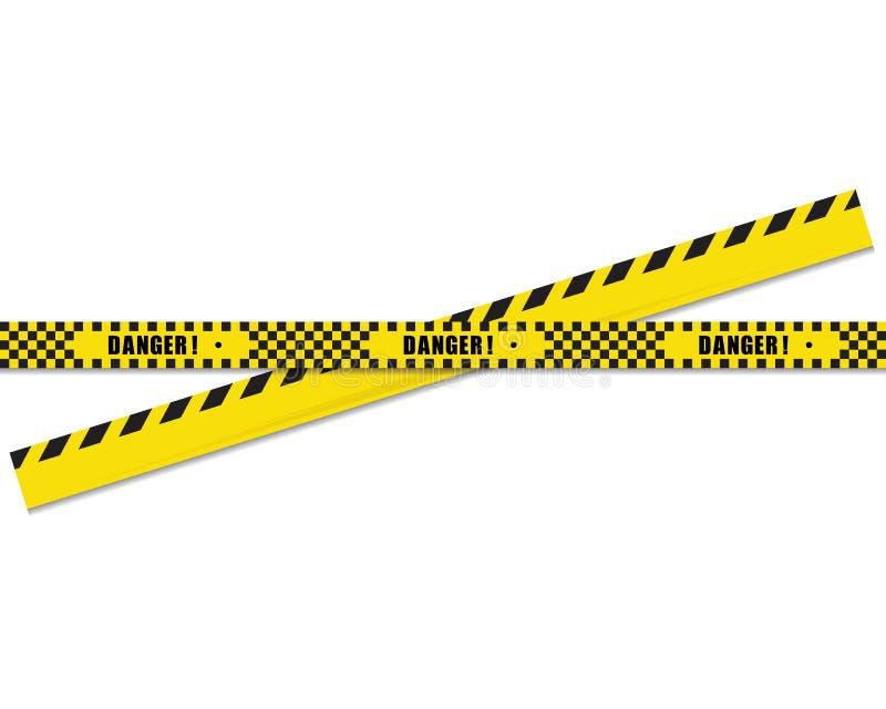 línea de policía ilustration del diseño del icono ilustración del vector