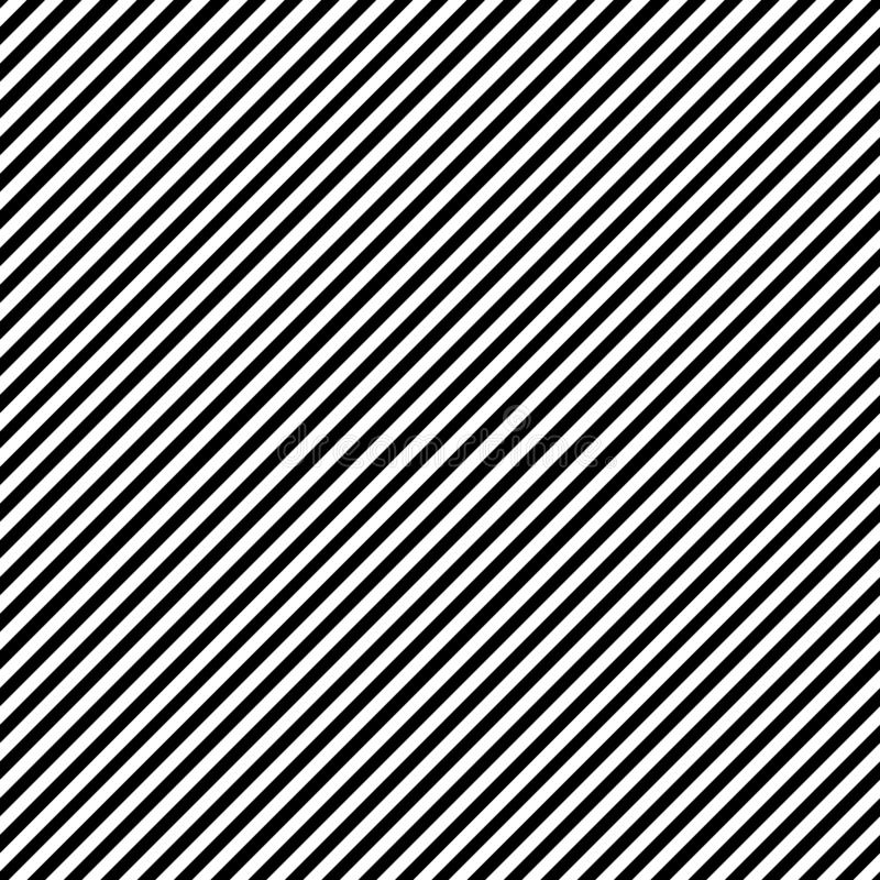 Línea fina modelo inconsútil del diseño del adorno ilustración del vector