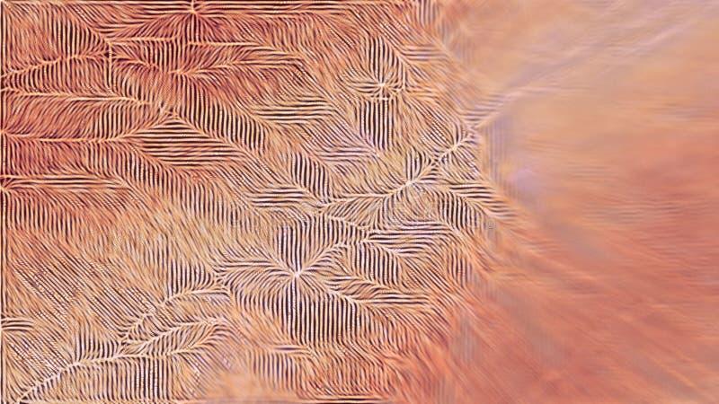 Línea fondo elegante hermoso del modelo del diseño del arte gráfico del ejemplo del fondo del organismo stock de ilustración