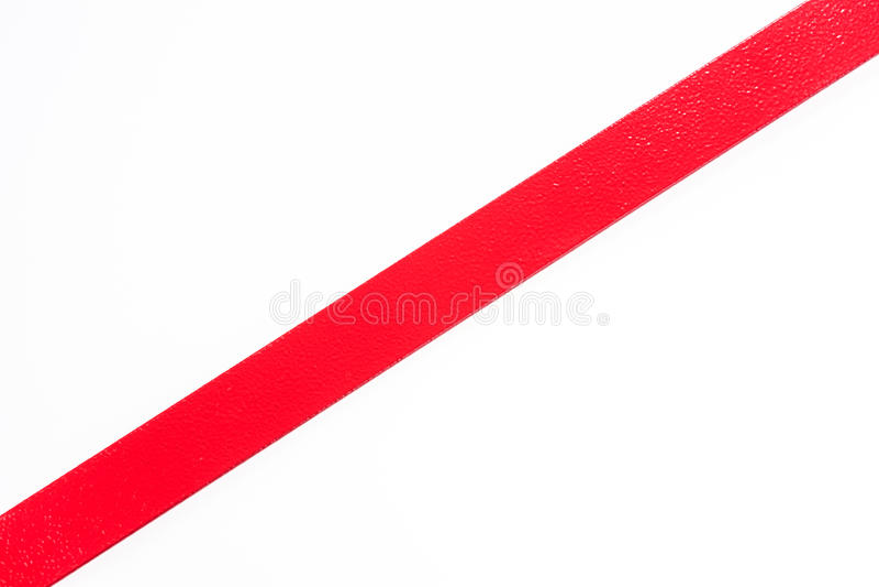 rote linie