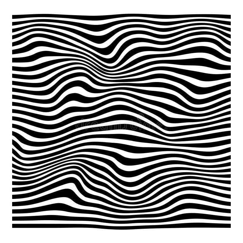 línea vector eps10-01 del fondo del extracto del contorno libre illustration