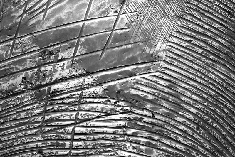 Líneas abstractas foto de archivo libre de regalías