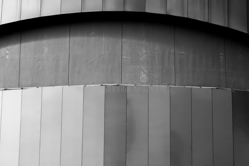 Líneas abstractas de la arquitectura del fondo deta moderno de la arquitectura imagenes de archivo