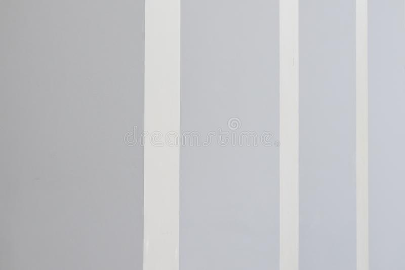 Líneas abstractas en arquitectura Detalle moderno de la configuración Fragmento refinado del edificio interior/público contemporá fotografía de archivo libre de regalías