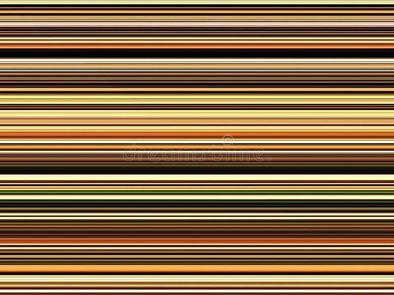 Líneas coloreadas textura stock de ilustración