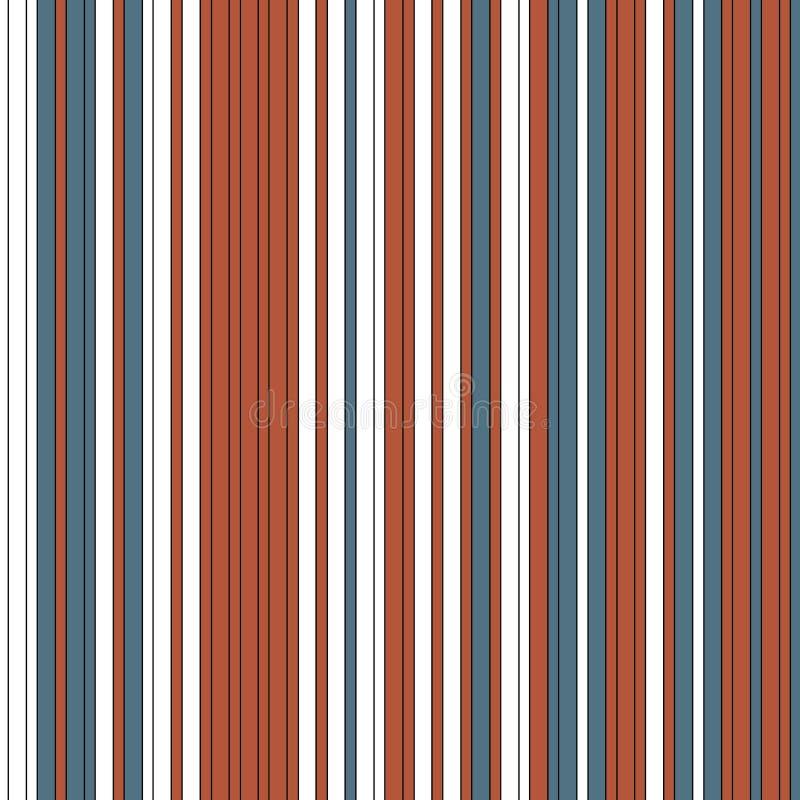 Líneas coloreadas verticales stock de ilustración
