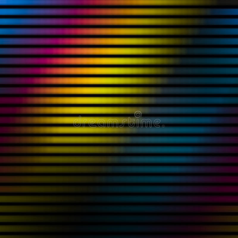 Líneas coloridas fondo de la pared fotos de archivo