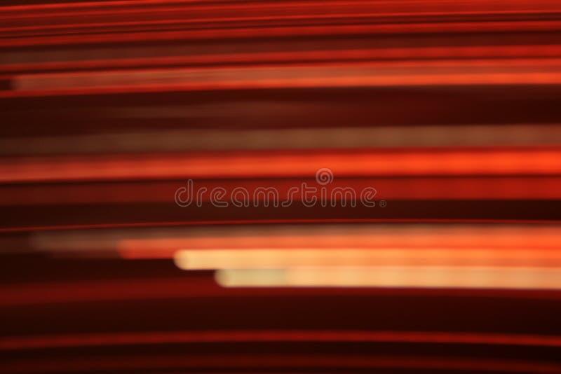 Líneas de color abstractas imagenes de archivo