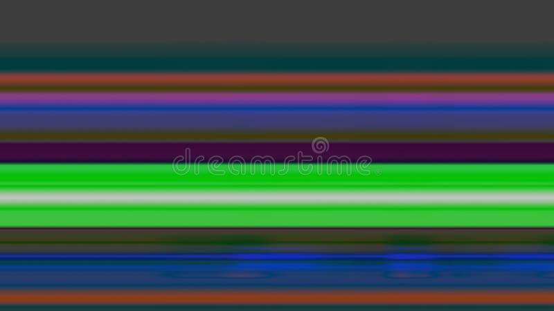 Líneas de la abstracción fotografía de archivo