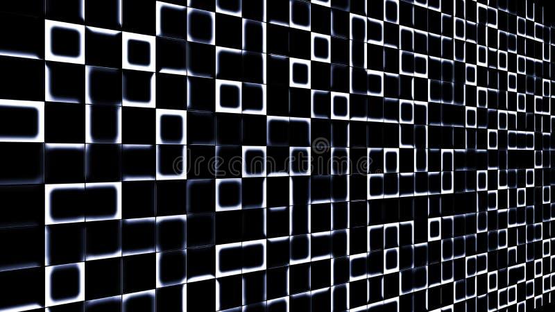 Líneas de la abstracción imágenes de archivo libres de regalías
