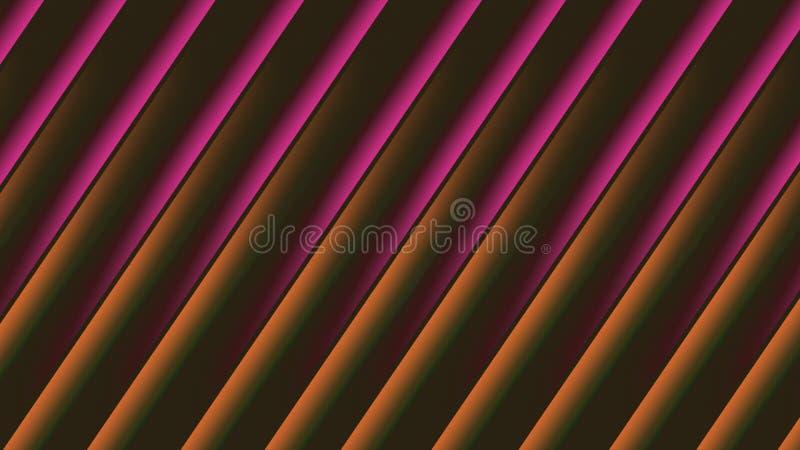Líneas de la abstracción foto de archivo