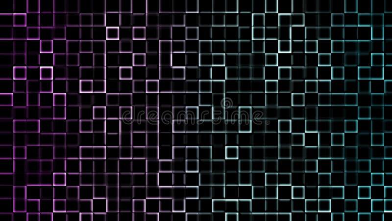 Líneas de la abstracción imagen de archivo
