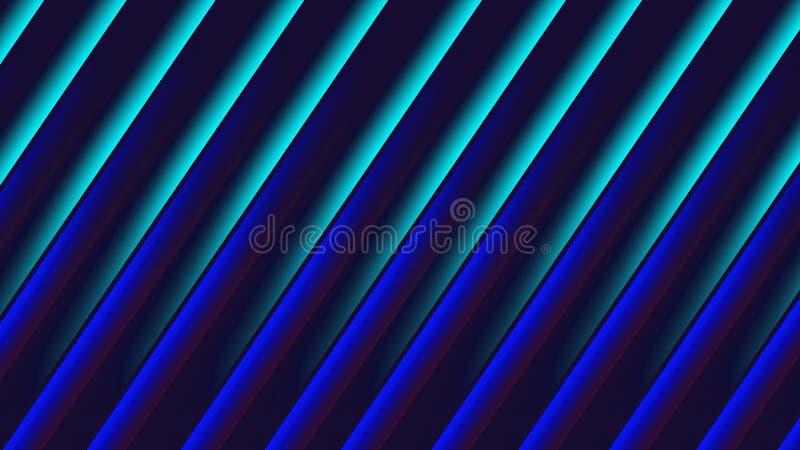 Líneas de la abstracción imagen de archivo libre de regalías