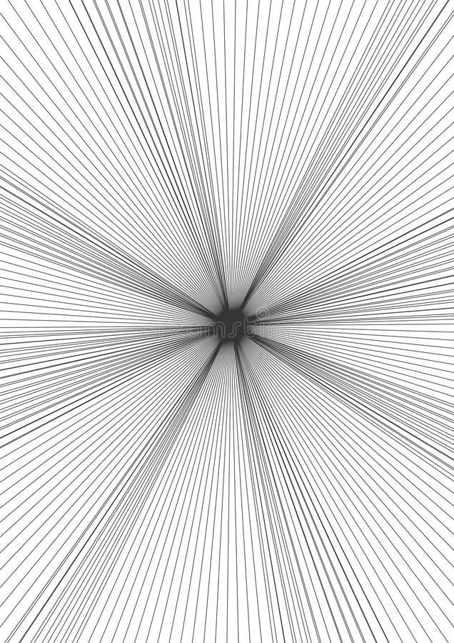Líneas del zoom foto de archivo libre de regalías